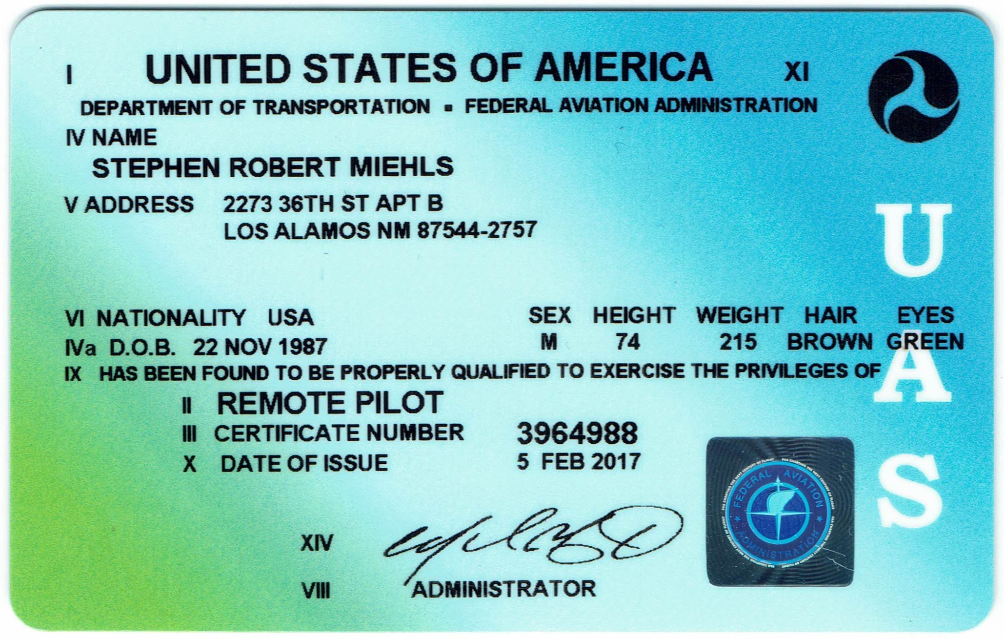 About us fusion aerial remote pilot certificate xflitez Images