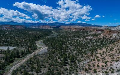 Front Hill Road, Los Alamos