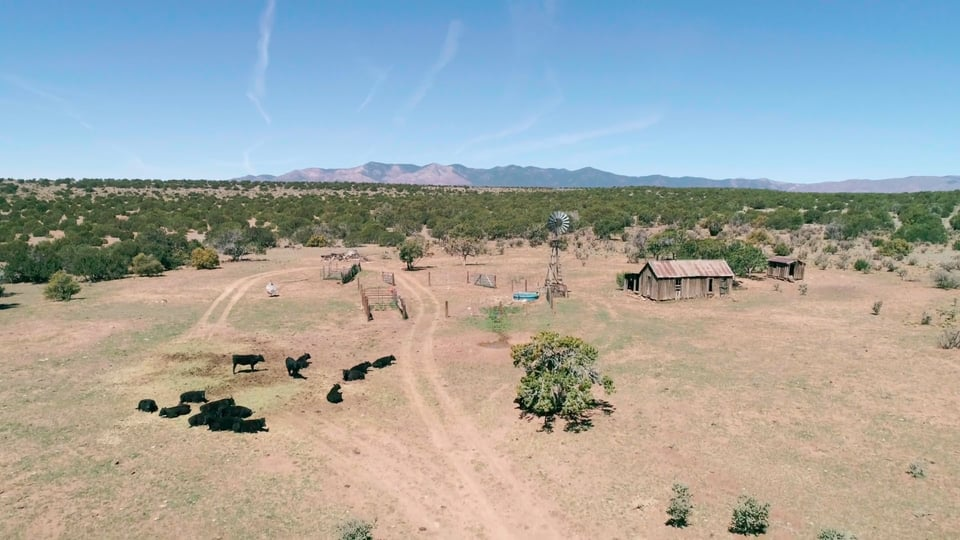 Video: Ranchland near Mountainair, New Mexico