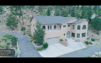 Video: 1625 Solana, Los Alamos, NM