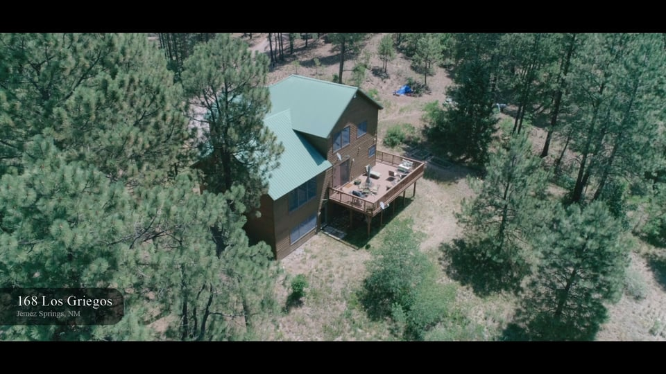 Video: 168 Los Griegos, Jemez Springs, NM