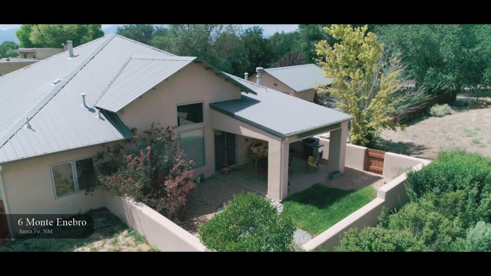 Video: 6 Monte Enebro, Santa Fe, NM